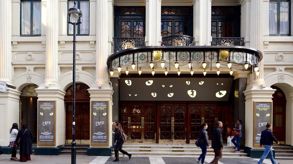 London palladium theatre punti di interesse a londra con - Londra punti d interesse ...
