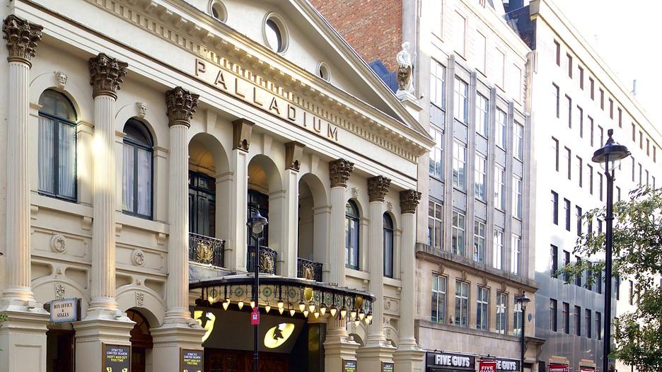 London Palladium Theatre Hotels
