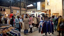 Mercado Old Spitalfields - Londres (y alrededores)