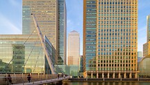 One Canada Square (Canary Wharf Tower) - London