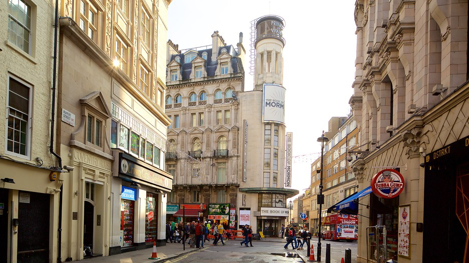 Hotels Close To Prince Of Wales Theatre London