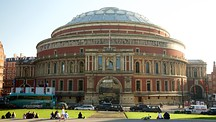 Royal Albert Hall - London (med närområde)