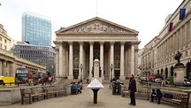 Royal Exchange - London (og omegn)