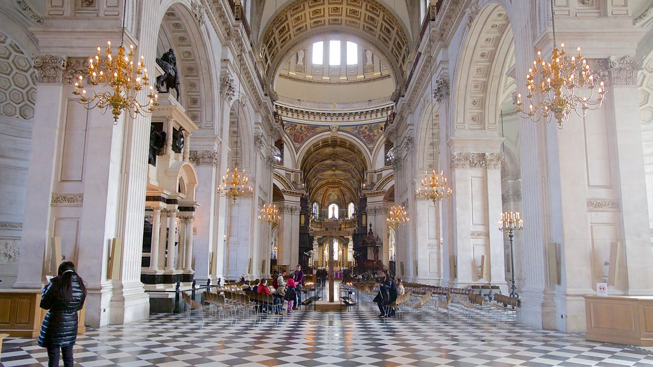 St. Paul's Cathedral in London, England | Expedia