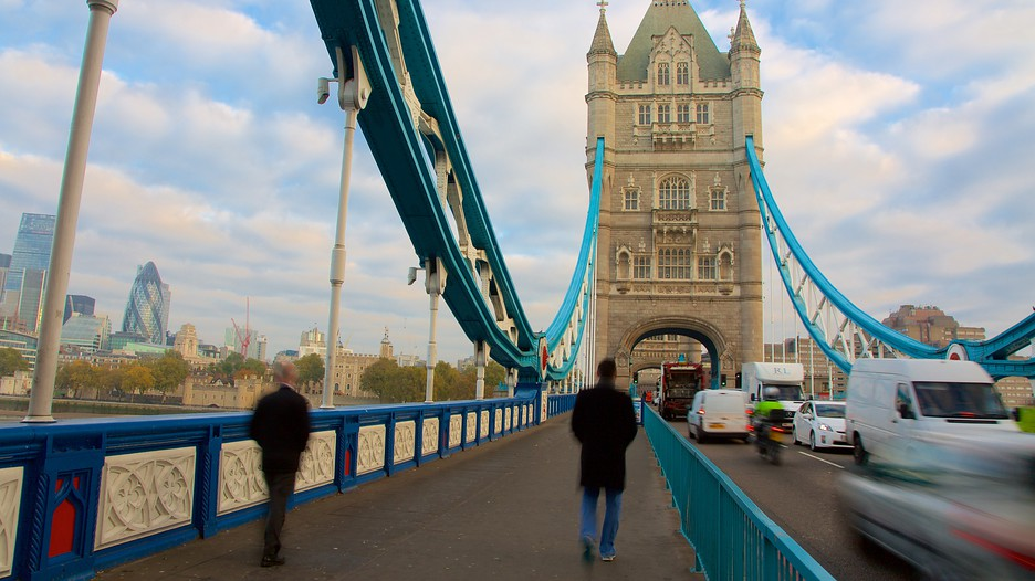 Tower bridge punti di interesse a londra con - Londra punti d interesse ...