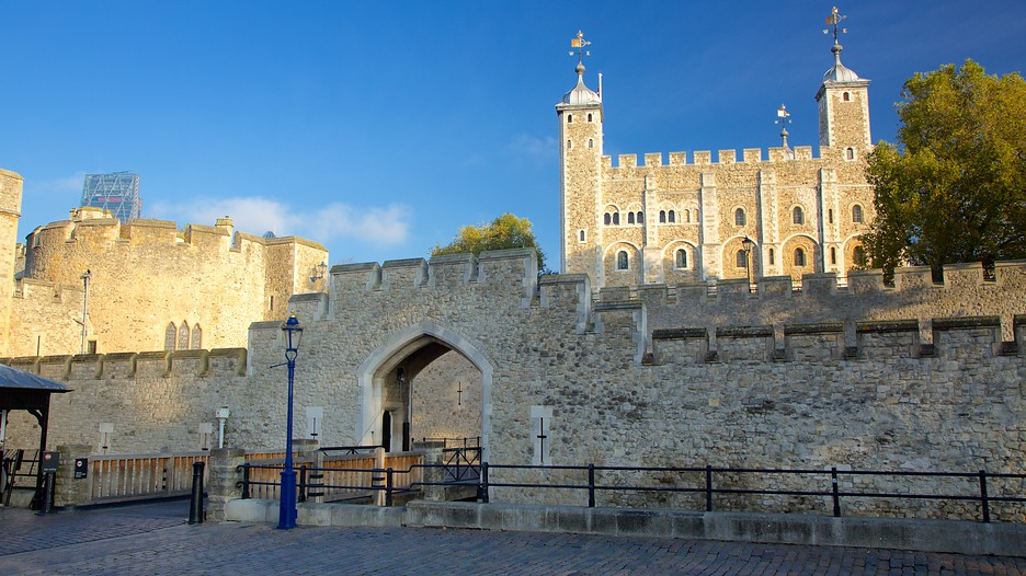 Tower Of London In London England Expedia Ca