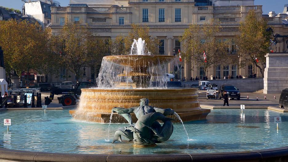 Hotels Close To Trafalgar Square London