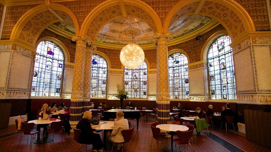 Victoria albert museum punti di interesse a londra con - Londra punti d interesse ...