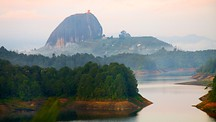 Rock of Guatape - Medellin