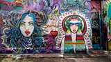 Showing item 13 of 83. Hosier Lane - Melbourne - Tourism Media