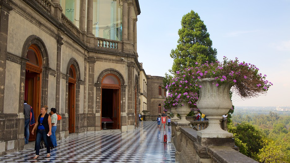 Castillo de Chapultepec in Mexico City, | Expedia