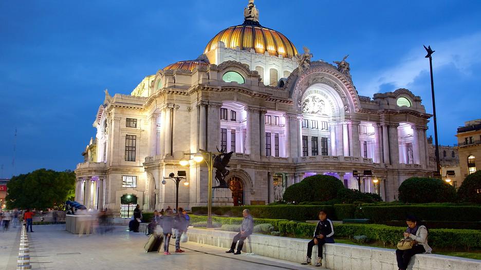Palacio De Bellas Artes In Mexico City Expedia
