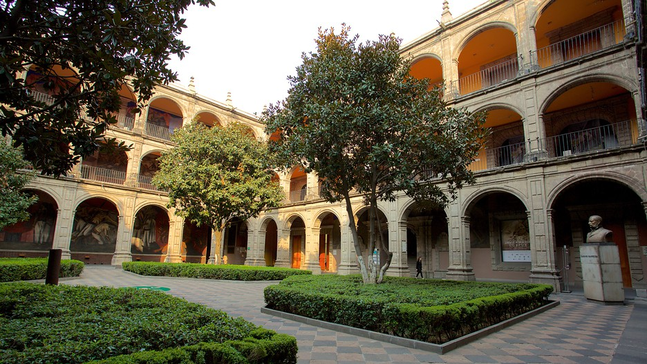 San Ildefonso College In Mexico City Expedia