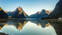 Milford Sound - Fiordland National Park