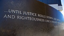 Civil Rights Memorial - Montgomery