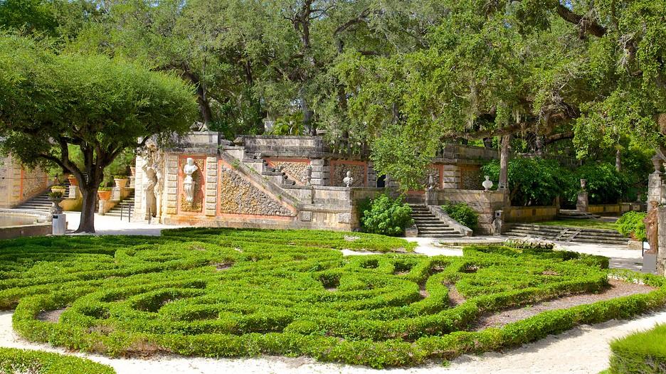 Vizcaya Museum And Gardens Miami Florida Attraction