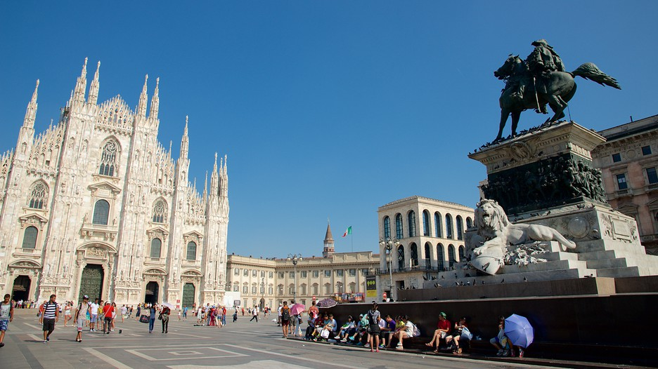 Foto panoramica di venezia 64