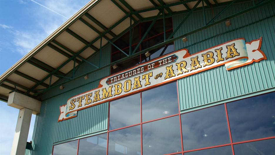 Arabia Steamboat Museum In Kansas City Missouri Expedia