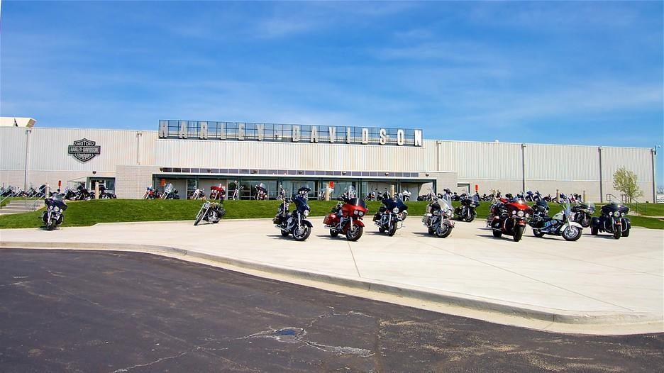 Harley Davidson Factory In Kansas City Missouri Expedia