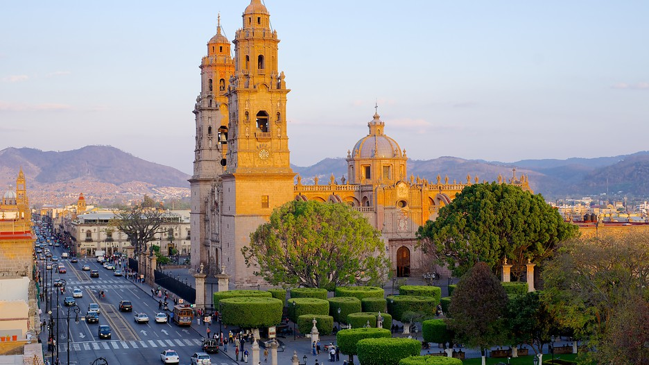 Morelia Vacations: Package amp; Save up to $603 in 2017