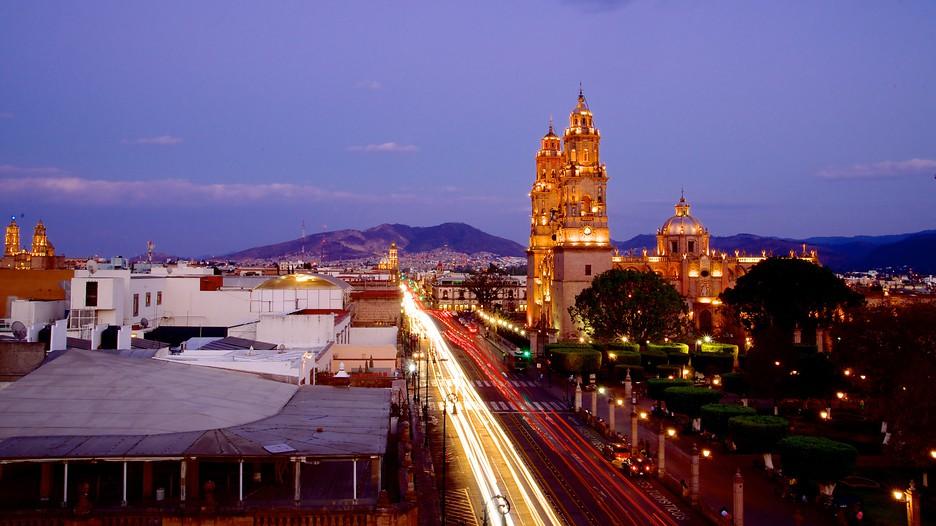 Best Morelia Michoacan Mexico Hotels