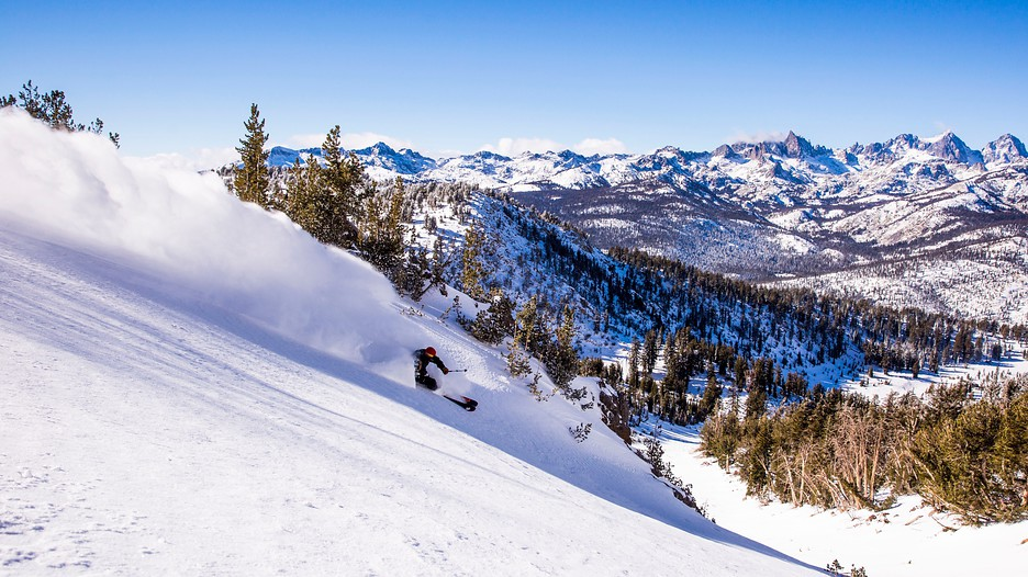 Mammoth Mountain Ski Resort: Find Mammoth Skiing & Ski Packages ...