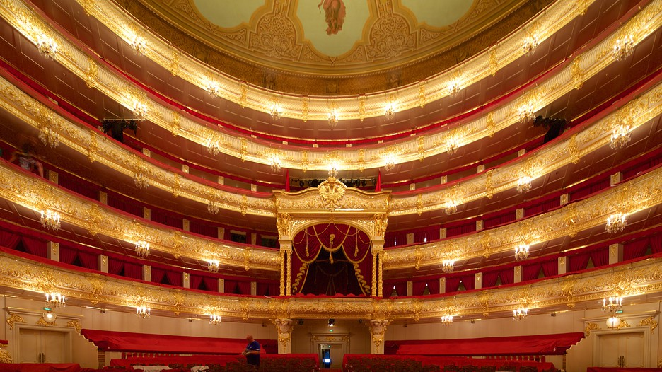 bolshoi theatre in moscow expedia