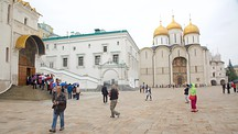 Cathedral of the Assumption - Moscow
