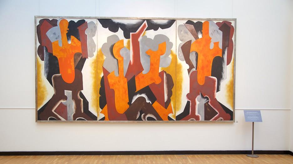 nueva galer a tretiakov museo de arte moderno. Black Bedroom Furniture Sets. Home Design Ideas
