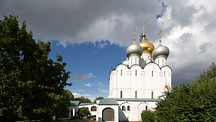 Novodevichy Convent and Cemetery - Moscow