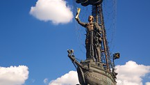 Peter the Great Monument - Moscow