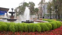 Pushkin Square - Moscow