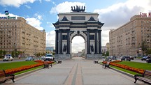 Triumphal Arch - Moscow
