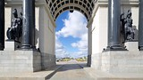 Triumphal Arch - Moscow - Tourism Media