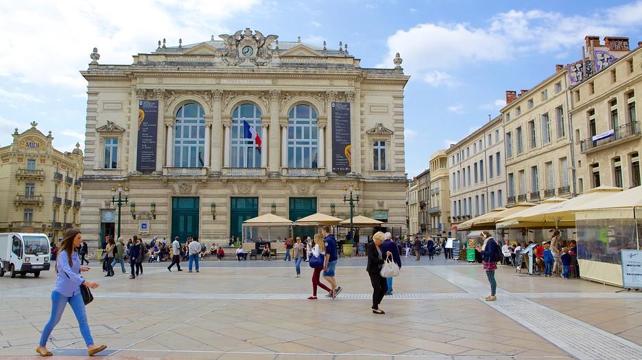 Opera House In Montpellier Occitanie Expedia