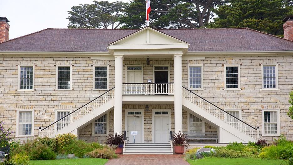 colton hall museum in monterey california. Black Bedroom Furniture Sets. Home Design Ideas