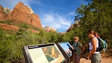Court of the Patriarchs Viewpoint - Utah - Tourism Media