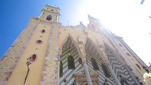 Immaculate Conception Cathedral - Mazatlan