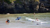 Porth Beach - Newquay - Tourism Media