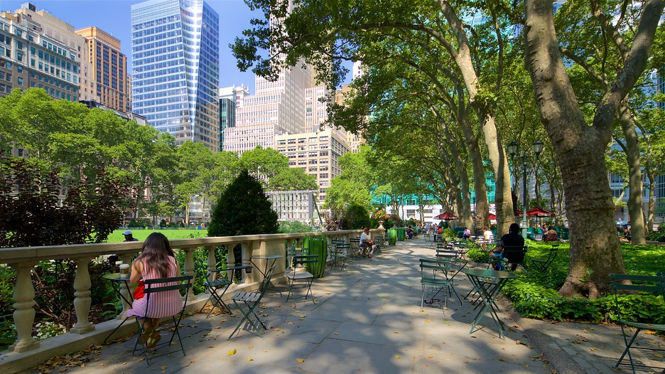 Hotels Close To Bryant Park New York