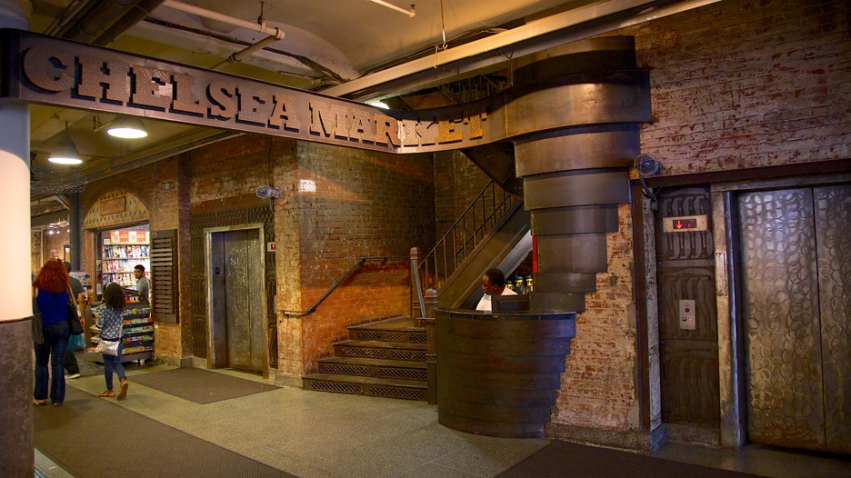 Chelsea Market In New York New York Expedia