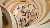 Showing item 40 of 91. Solomon R. Guggenheim Museum - New York - Tourism Media