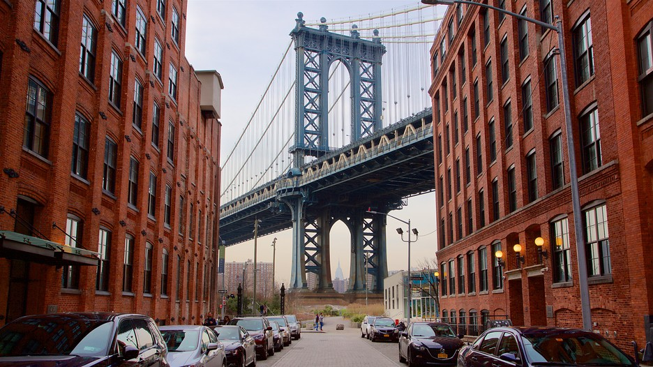Manhatten bridge new york new york attraction expedia for Cheap attractions in new york city