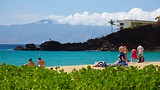 Kaanapali Beach - Maui Island - Tourism Media