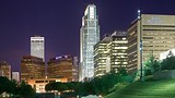 Downtown Omaha - Omaha - Courtesy of the Omaha Convention & Visitors Bureau