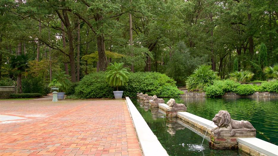 Norfolk Botanical Garden In Norfolk Virginia