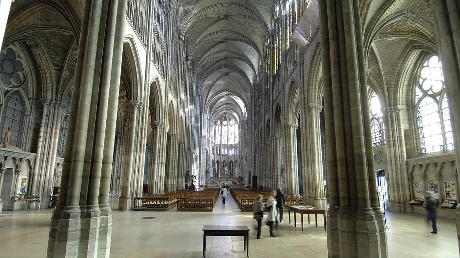 Basilique Saint Denis D 233 Couvrez Paris Avec Expedia Fr