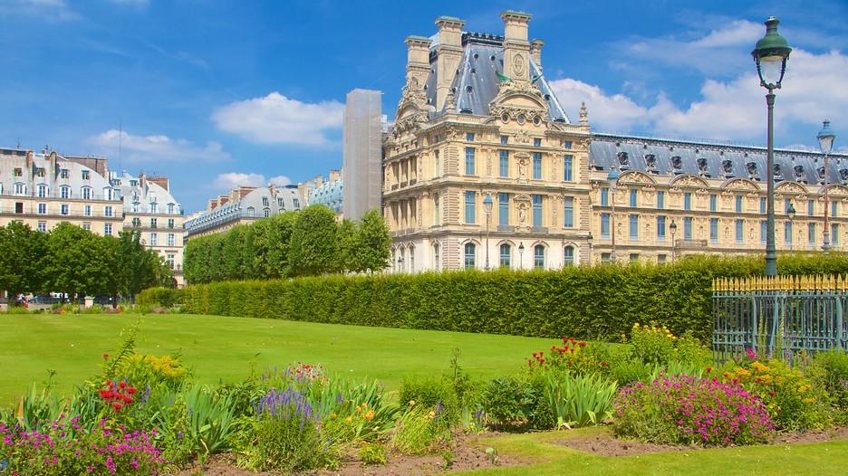 Tuileries garden in paris expedia for Paris tuileries