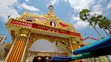 Showing item 10 of 22. Dhammikarama Burmese Buddhist Temple - Penang - Tourism Media