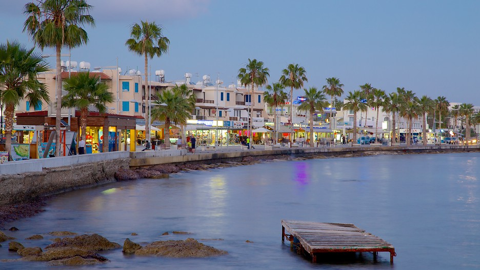 Paphos Hotels Booking